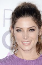 ASHLEY GREENE at 43rd Annual People's Choice Awards in Los Angeles 01/18/2017