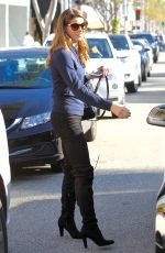 ASHLEY GREENE Out and About in Los Angeles 01/26/2017
