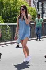ASHLEY GREENE Out and About in Sydney 12/27/2016