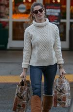 ASHLEY GREENE Out Shopping in Beverly Hills 01/21/2017