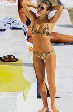 ASHLEY HART in Bikini at a Beach in Sydney 01/17/2017