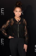 ASIA MONET RAY at 'The Space Between Us' Premiere in Los Angeles 01/17/2017