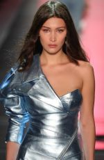 BELLA HADID at Alexandre Vauthier Fashion Show at Paris Fashion Week 01/24/2017