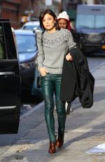 BETHENNY FRANKEL Out in New York 01/11/2017