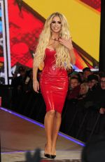 BIANCA GASCOIGNE at Celebrity Big Brother Live Launch in London 01/03/2017