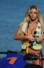 BIANCA GASCOIGNE in Bikini on Vacation in Mexico 01/01/2017
