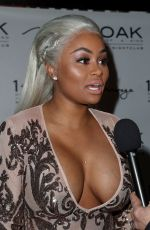 BLAC CHYNA at 1 Oak Nightclub Inside the Mirage Welcomes Special Guest Host Blac Chyna in Las Vegas 01/07/2017