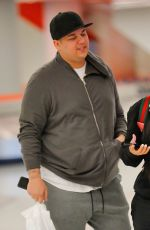 BLAC CHYNA at JFK Airport in New York 01/15/2017