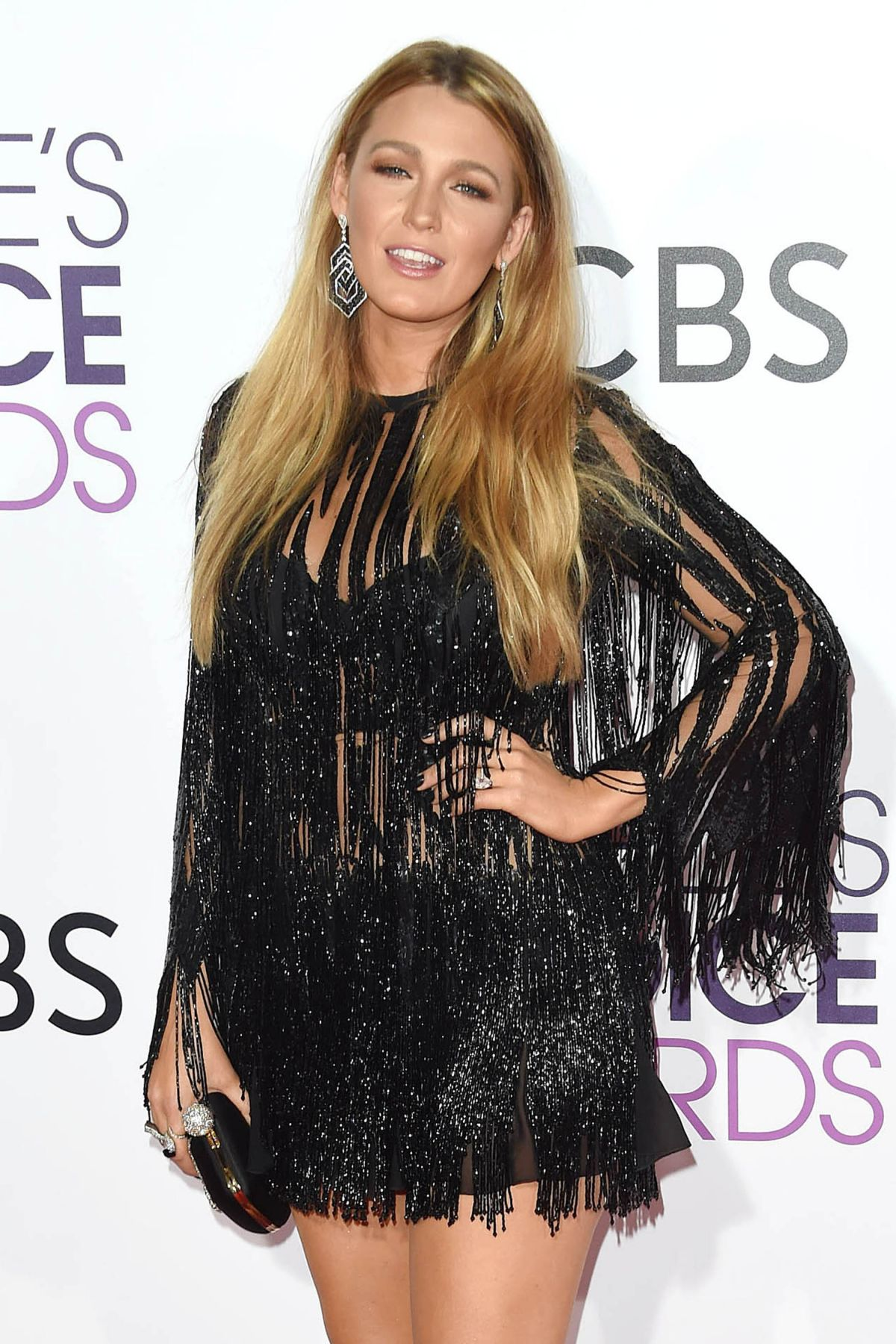 BLAKE LIVELY at 43rd Annual People