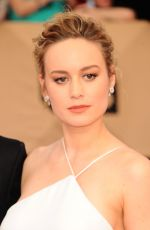 BRIE LARSON at 23rd Annual Screen Actors Guild Awards in Los Angeles 01/29/2017