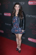 BRIELLE BARBUSCA at Ricky Garcia's 18th Birthday Bash in Los Angeles 01/21/2017