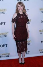BRYCE DALLAS HOWARD at 2nd Annual Moet Moment Film Festival in West Hollywood 01/04/2017