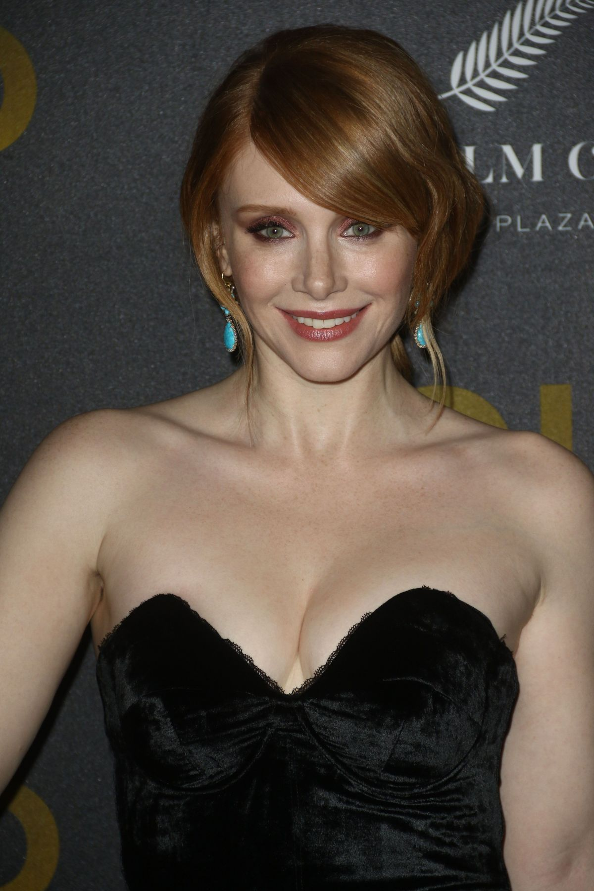 BRYCE DALLAS HOWARD at Gold Premiere in New York 01/17/2017