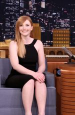 BRYCE DALLAS HOWARD at Tonight Show Starring Jimmy Fallon 01/16/2017