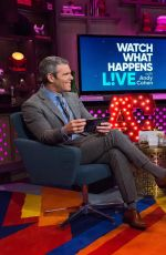 BRYCE DALLAS HOWARD at Watch What Happens Live in New York 01/26/2017