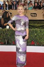 BUSY PHILIPPS at 23rd Annual Screen Actors Guild Awards in Los Angeles 01/29/2017