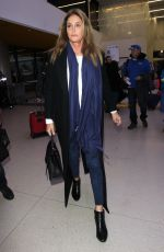 CAITLYN JENNER at LAX Airport in Los Angeles 01/19/2017