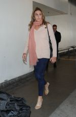 CAITLYN JENNER at Los Angeles International Airport 01/21/2017