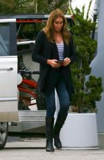 CAITLYN JENNER Out and About in Calabasas 01/03/2017