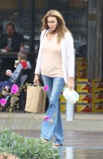 CAITLYN JENNER Out Shopping in Beverly Hills 01/05/2017