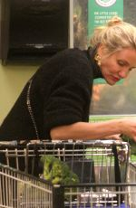 CAMERON DIAZ Shopping at Whole Foods in Beverly Hills 01/02/2017