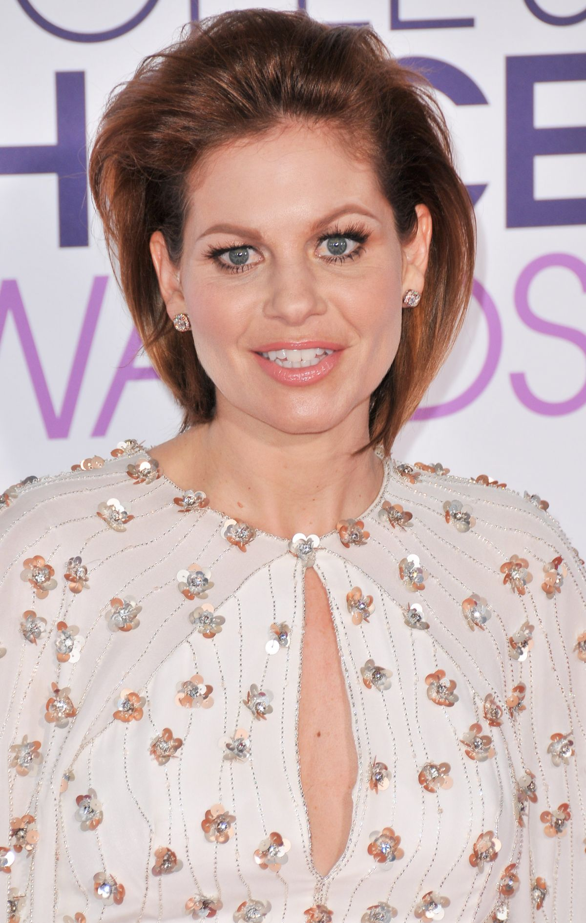 Candace Cameron Bure At 43rd Annual People S Choice Awards