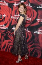 CANDACE CAMERON BURE at Hallmark Channel 2017 TCA Winter Press Tour in Pasadena 01/14/2017