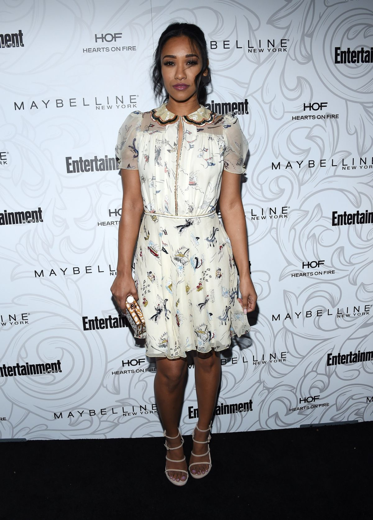 CANDICE PATTON at Entertainment Weekly Celebration of SAG Award Nominees in Los Angeles 01/28/2017