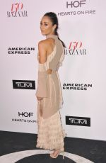 CARA SANTANA at Harper's Bazaar 150 Most Fashionable Women Party in Hollywood 01/27/2017