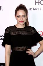 CARLY CHAIKIN at Harper's Bazaar 150 Most Fashionable Women Party in Hollywood 01/27/2017