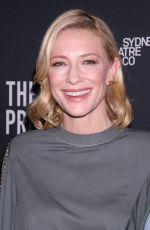 CATE BLANCHETT at The Present Opening Night Party in New York 01/08/2017