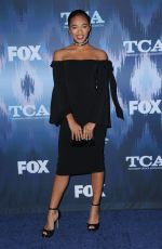 CHANDLER KINNEY at Fox All-star Party at 2017 Winter TCA Tour in Pasadena 01/11/2017