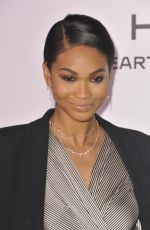 CHANEL IMAN at Harper's Bazaar 150 Most Fashionable Women Party in Hollywood 01/27/2017