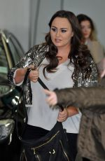CHANELLE HAYES at ITV Studios in London 01/03/2017