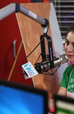 CHARLI XCX at Y100 Radio at Extreme Action Park in Fort Lauderdale 01/25/2017
