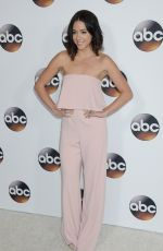 CHLOE BENNET at Dinsey/ABC 2017 TCA Winter Tour in Pasadena 01/10/2017