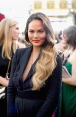 CHRISSY TEIGEN at 23rd Annual Screen Actors Guild Awards in Los Angeles 01/29/2017