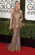 CHRISSY TEIGEN at 74th Annual Golden Globe Awards in Beverly Hills 01/08/2017
