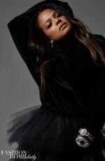 CHRISTINA MILIAN for Fashion Bomb Daily, 2017