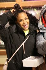 CHRISTINA MILIAN Out in Park City 01/22/2017