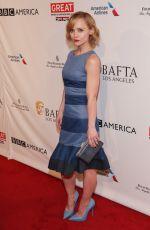 CHRISTINA RICCI at Bafta Tea Party in Los Angeles 01/07/2017