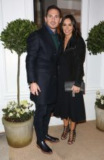 CHRISTINE BLEAKLEY at Larry King Hairdressing Salon Launch Party in Harrington 01/25/2017