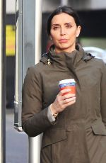 CHRISTINE BLEAKLEY Out and About in Chelsea 12/27/2016