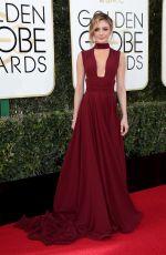 CHRISTINE EVANGELISTA at 74th Annual Golden Globe Awards in Beverly Hills 01/08/2017