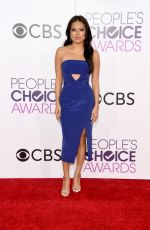 CHRISTINE KO at 43rd Annual People's Choice Awards in Los Angeles 01/18/2017