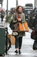 CHRISTY TURLINGTON Out and About in New York 01/03/2017