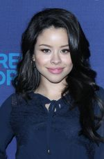 CIERRA RAMIREZ at Disney/ABC 2017 Winter TCA Tour in Pasadena 01/10/2017