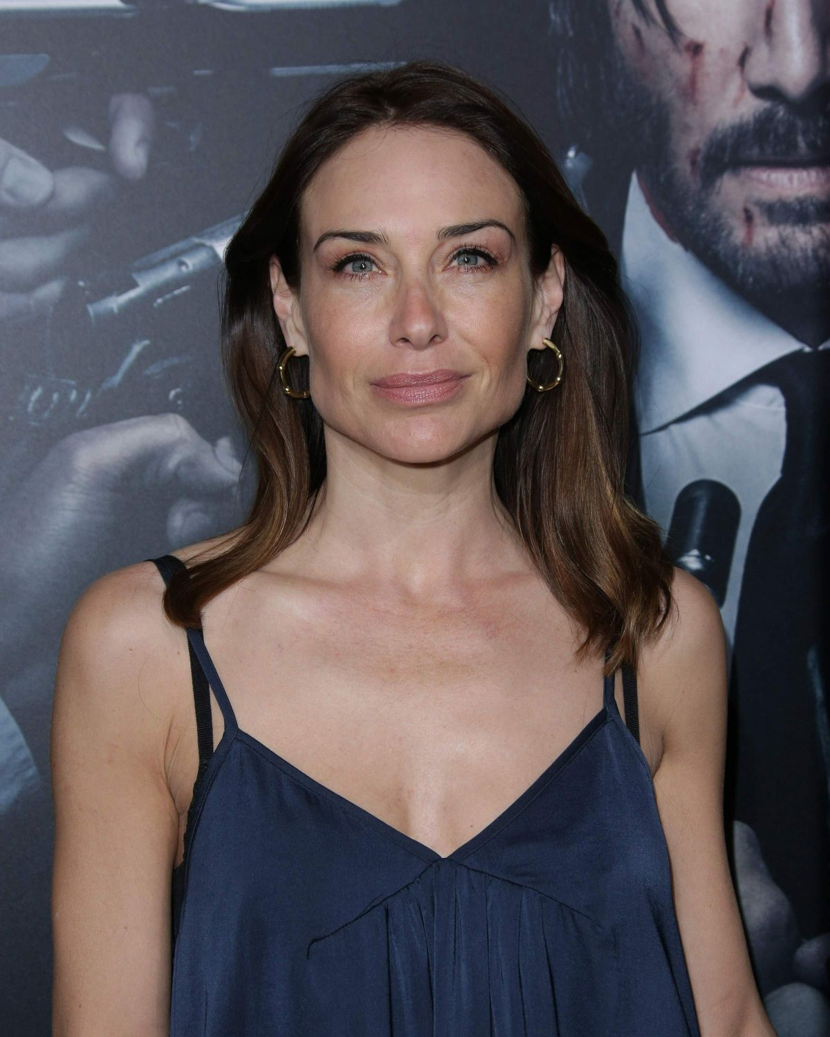 claire forlani at john wick chapter 2 premiere in los