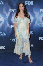 CLEOPATRA COLEMAN at Fox All-star Party at 2017 Winter TCA Tour in Pasadena 01/11/2017