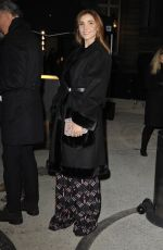 CLOTILDE COURAU at Valentino Fashion Show at Paris Fashion Week 01/25/2017